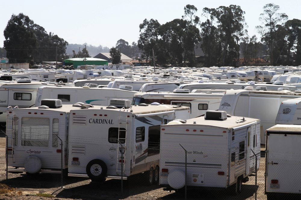 RV Storage - Nipomo California