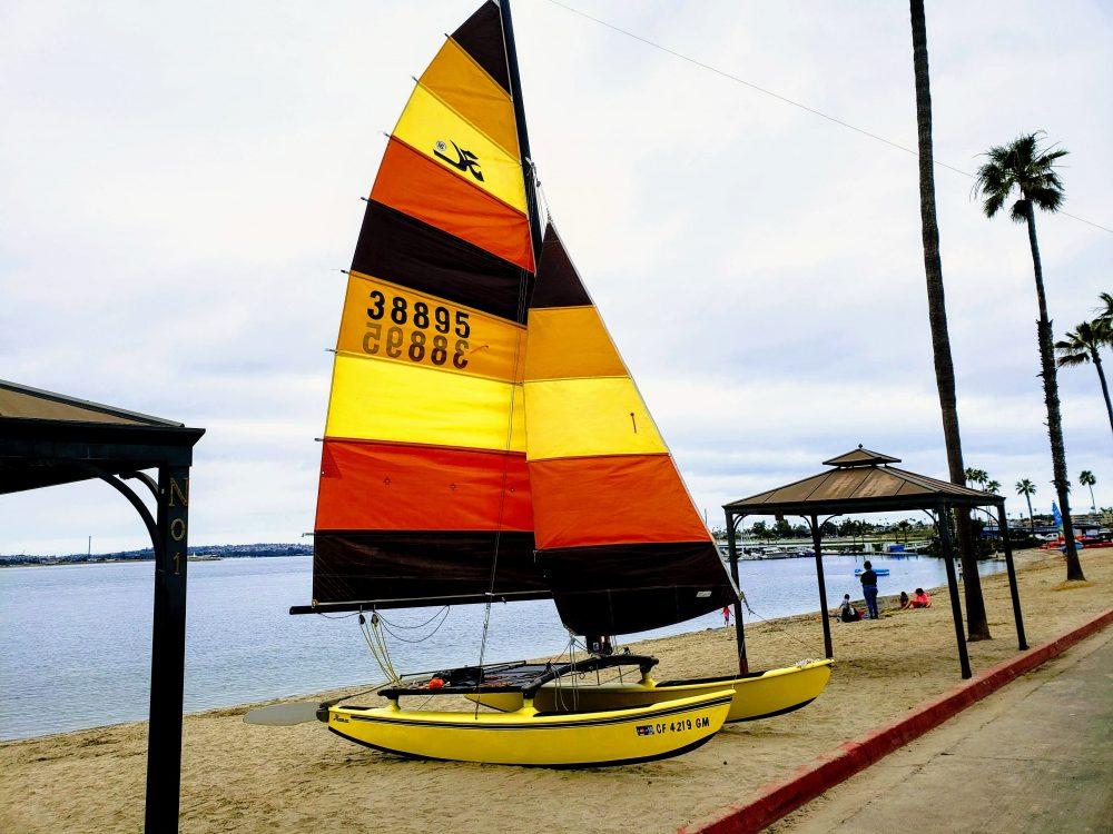 Campland-on-the-Bay-Hobie-Beach