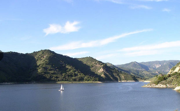Lopez Lake Campground