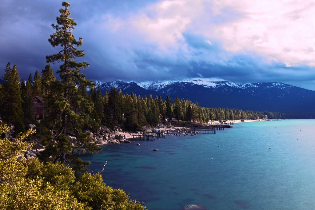 Your Guide to RV Camping at Lake Tahoe in Summer