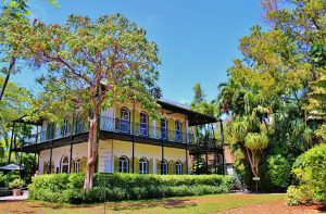 Ernest Hemingway Home in Key West