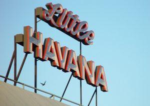 Little Havana sign