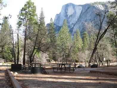 Lower Pines Campgrounds