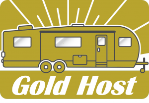 Gold Host Logo