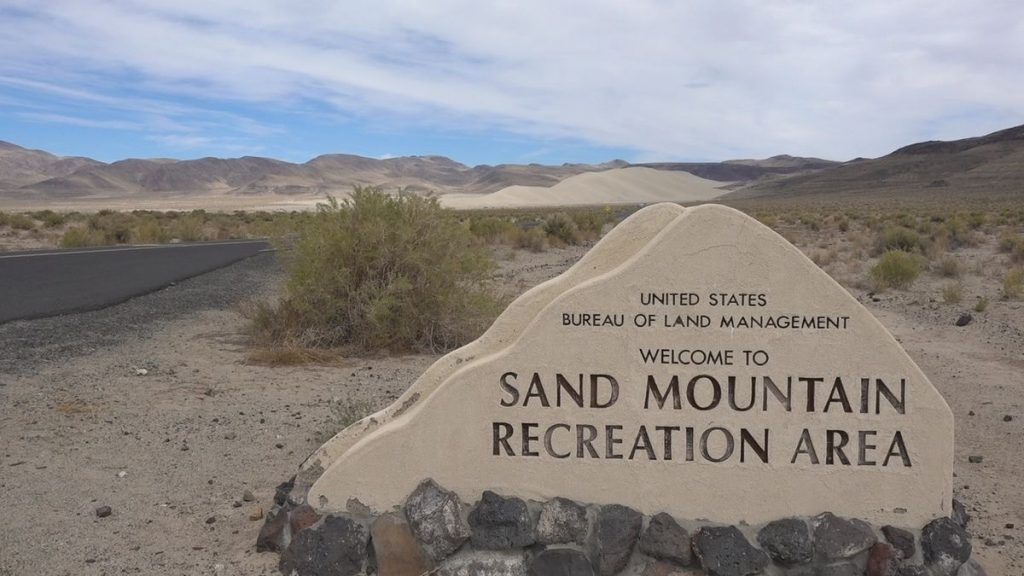 Sand Mountain Recreation Area