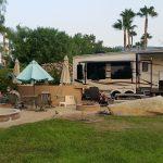 RV Campsite at Ranch California