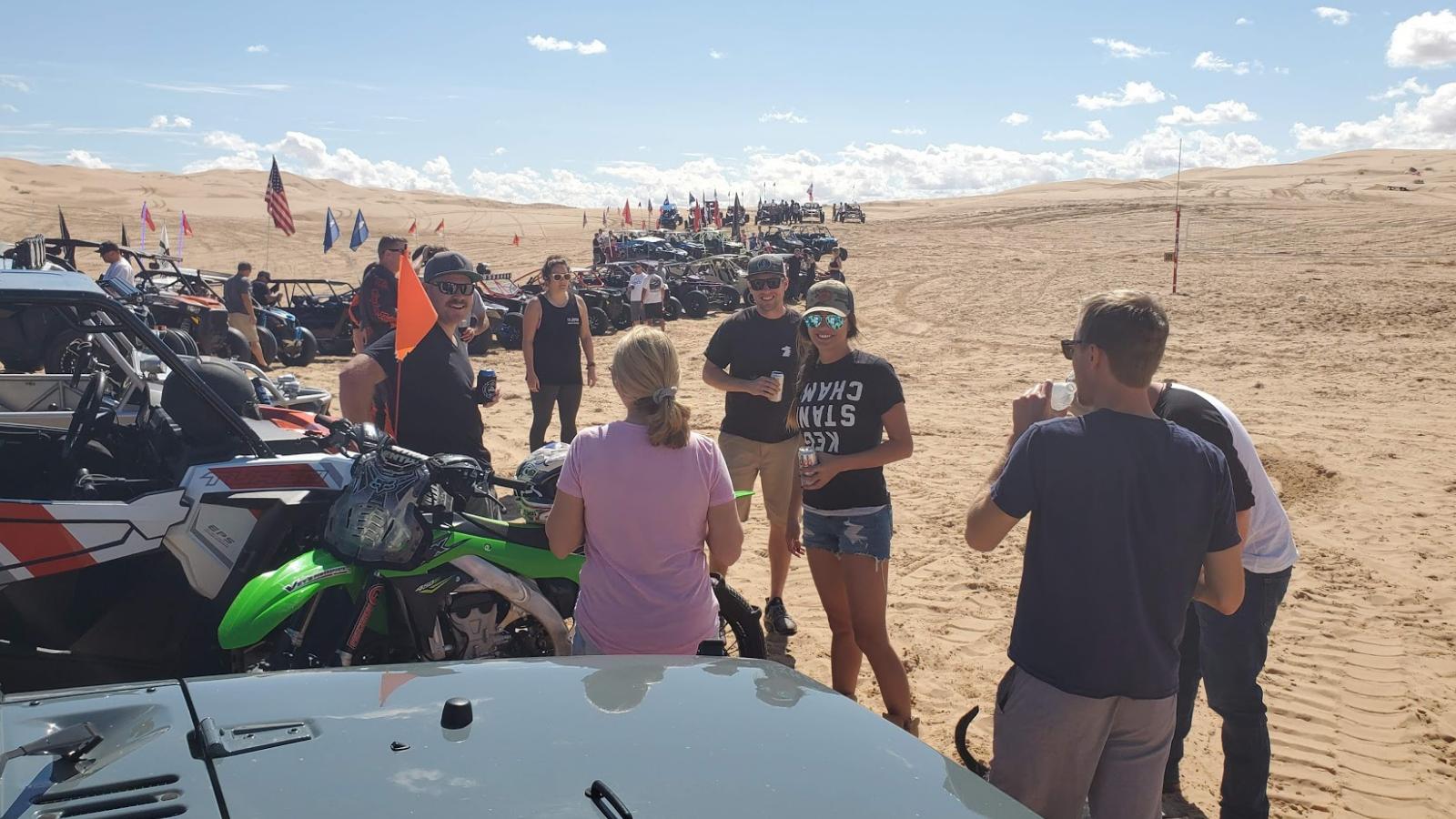 Glamis Flats (Dune Buggy)