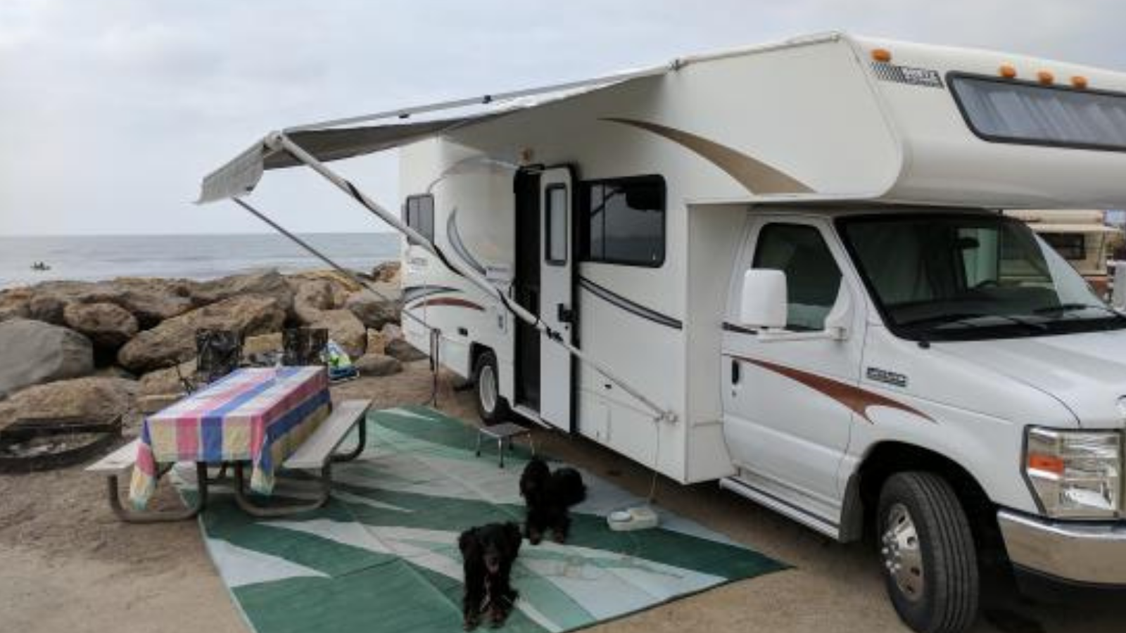 Flying Flags RV Resort & Campgrounds (Glamping)