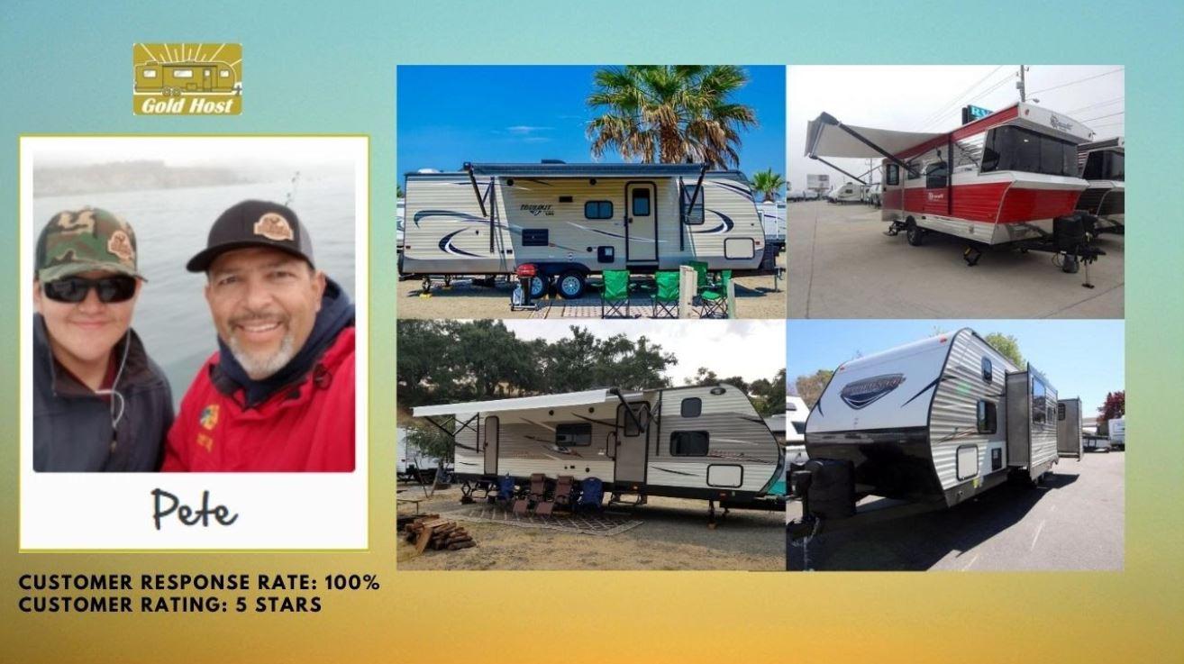 Pete Barajas - Central Coast