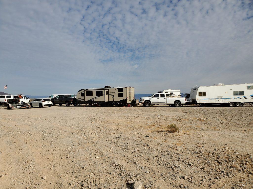 Truck Haven Rocks Campground - Salton City